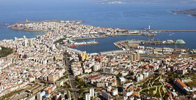 Playas de A Coruña