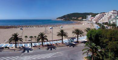 Playas de Almenara