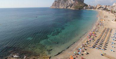 Playas de Calp