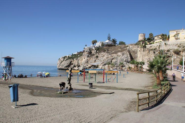 Playas de Chilches
