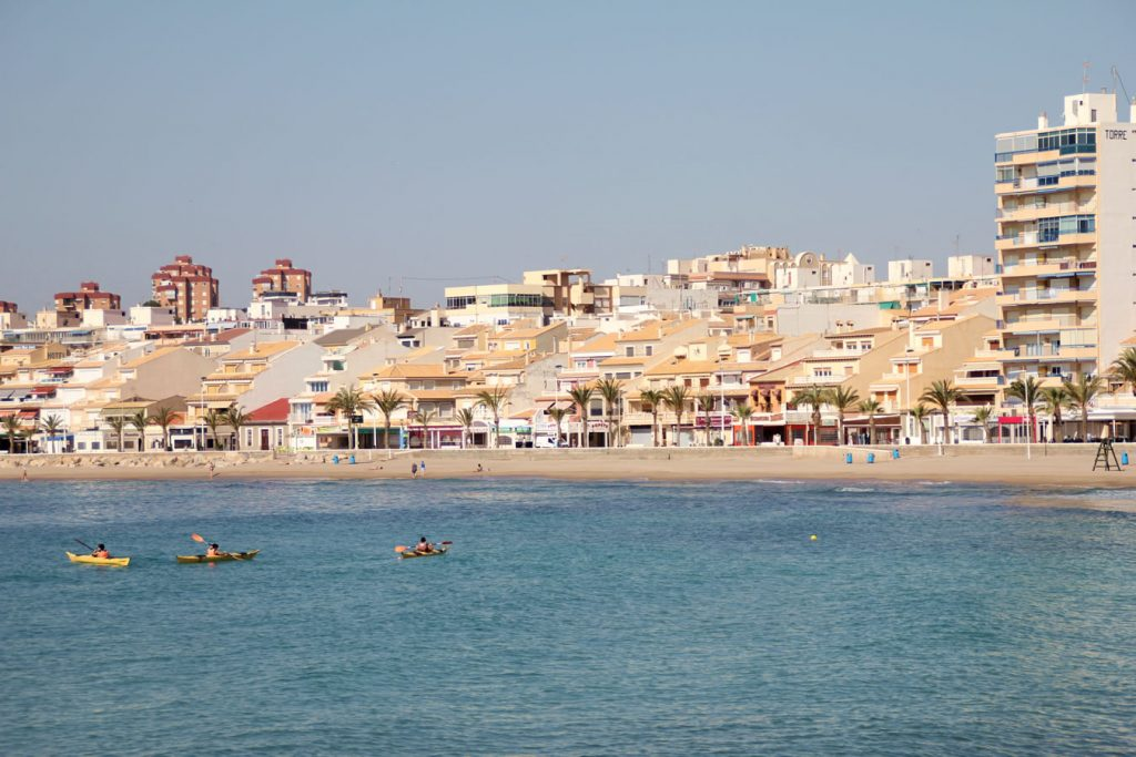Playas de El Campello