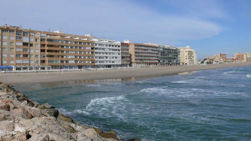 Playas de El Perelló