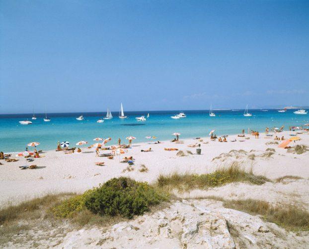 Playas de Es Migjorn Gran
