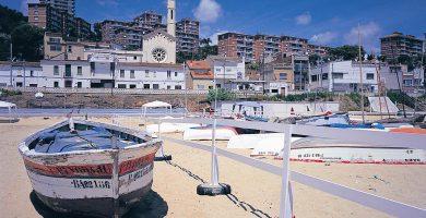 Playas de Montgat