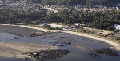 Playa A Armona en A Guarda