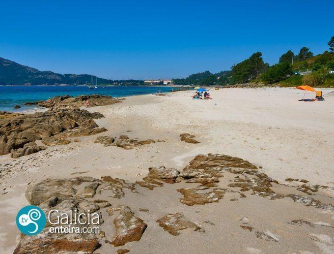 Playa A Bouga en Muros