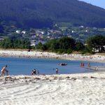 Playa A Magdalena en Cedeira