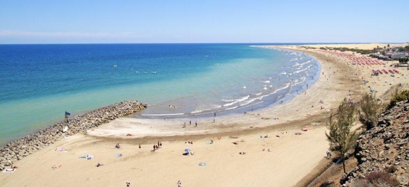 Playa A Postiña en Cariño