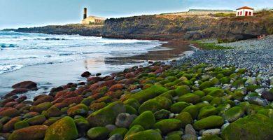 Playa Agua Dulce en Telde