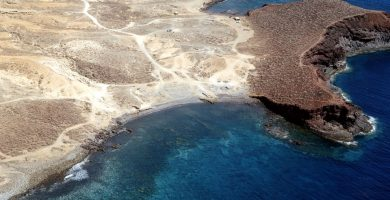 Playa Aguadulce en Rota