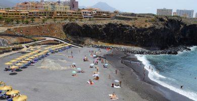 Playa Ajabo en Adeje