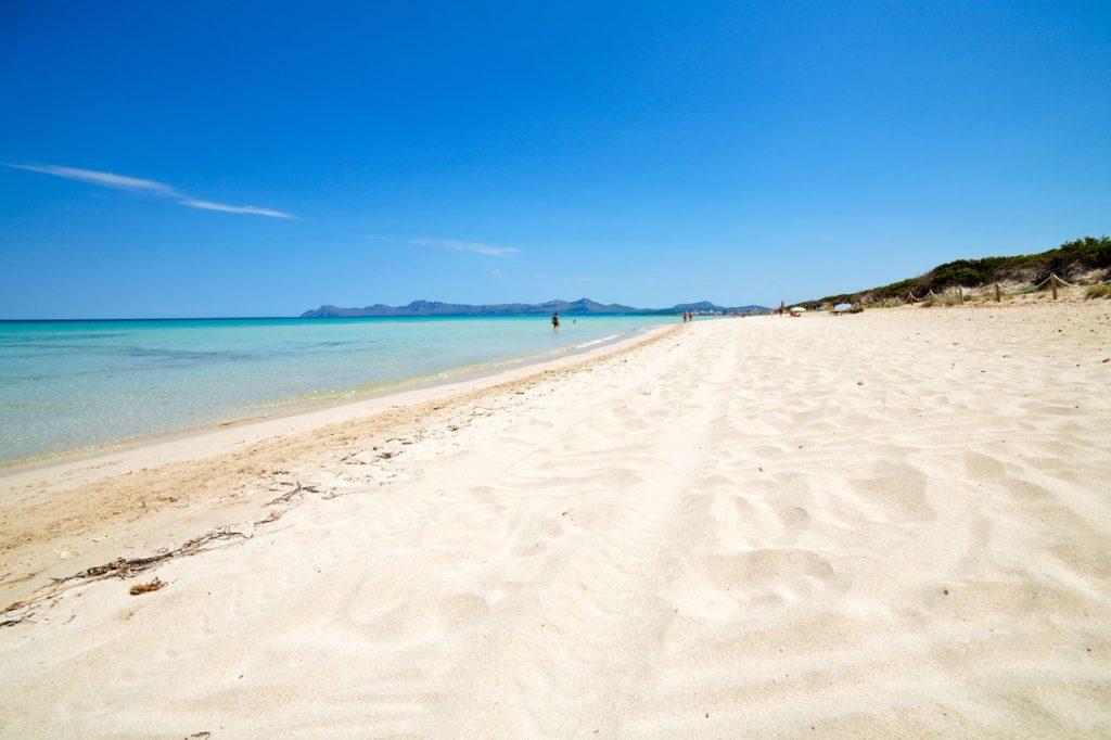 Playa Aldosén en Muros