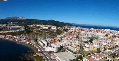 Playa Almadraba en Ceuta