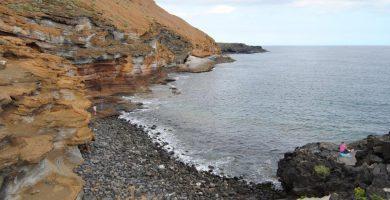 Playa Amarilla en San Miguel de Abona