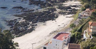 Playa Area Fofa en Nigrán