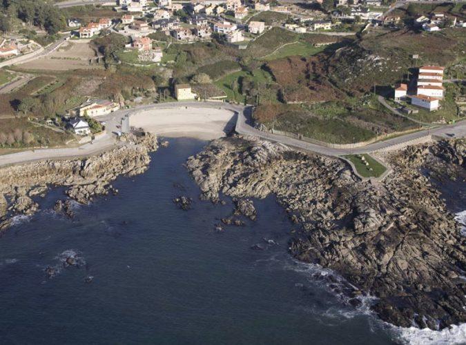 Playa Area Grande en A Guarda