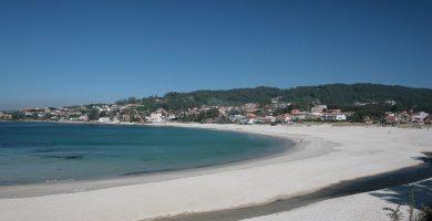 Playa Areas en Sanxenxo