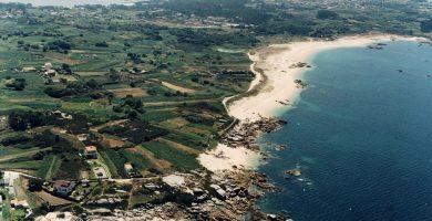 Playa Areas de Reboredo en O Grove