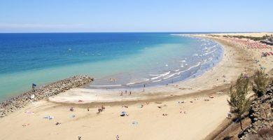 Playa Ariño en Camariñas