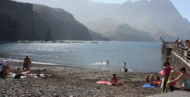 Playa Arrastradero en Gáldar