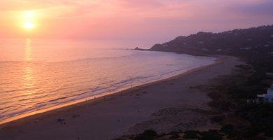Playa Atlanterra en Tarifa