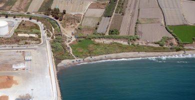 Playa Azucenas en Motril