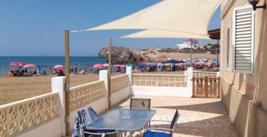Playa Bahía en Mazarrón