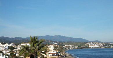 Playa Bahía Dorada en Estepona
