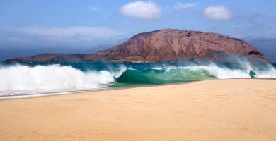 Playa Bajo Raso en Teguise