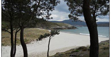 Playa Balarés en Ponteceso