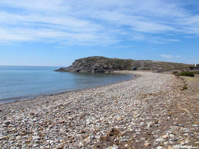 Playa Ballenato en Mazarrón
