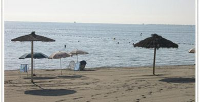 Playa Barnuevo en San Javier
