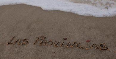 Playa Barranco Rubio en Orihuela