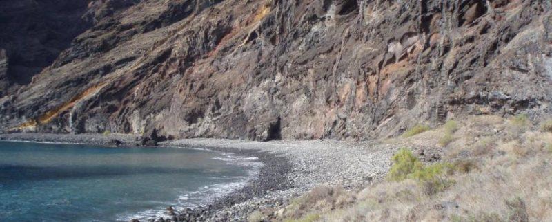 Playa Barranco Seco en Santiago del Teide