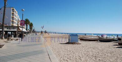 Playa Barrio Marítimo en Torredembarra