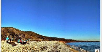 Playa Basseta en Peníscola
