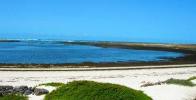 Playa Beatriz en La Oliva