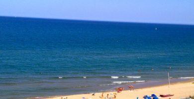 Playa Bega de Mar en Sueca
