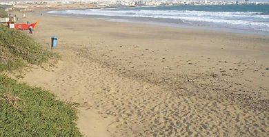 Playa Blanca en Tías