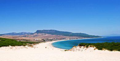 Playa Bolonia en Tarifa