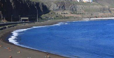 Playa Boquini en Moya