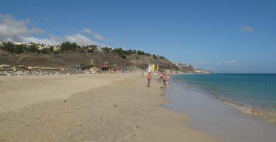 Playa Butihondo en Pájara