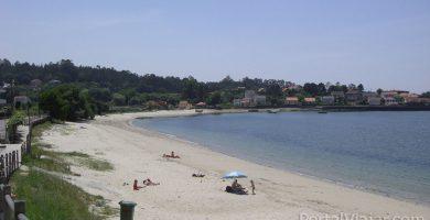 Playa Cabalo en Noia