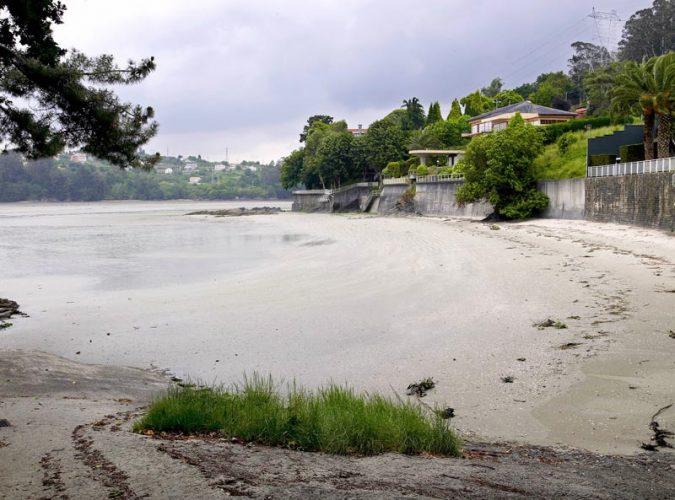 Playa Cabana en Bergondo