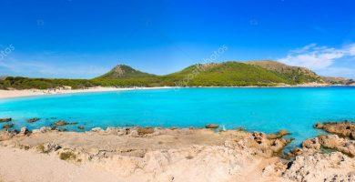Playa Cala Agulla en Capdepera