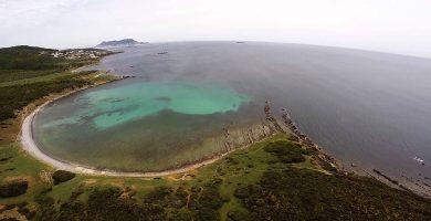 Playa Cala Arenas en Algeciras