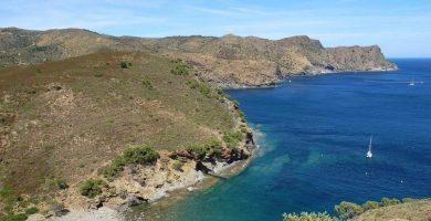 Playa Cala Canadell en Roses
