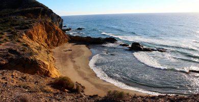 Playa Cala Chica en Níjar