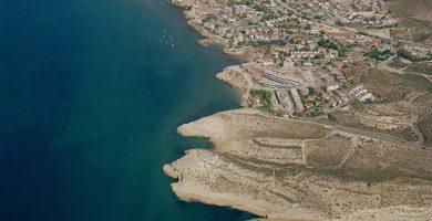 Playa Cala Cuartel en Pulpí