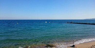 Playa Cala de Ses Torretes en Calonge